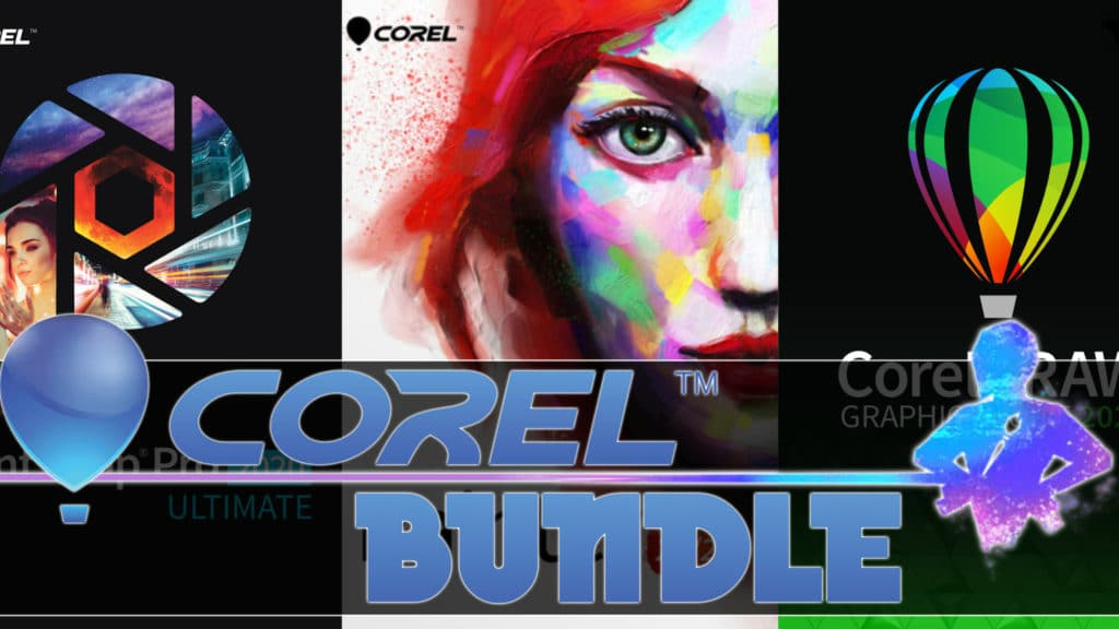 New Corel Bundle on Humble