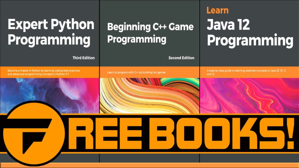 Free Books from Fanatical to celebrate Day of the Progammer