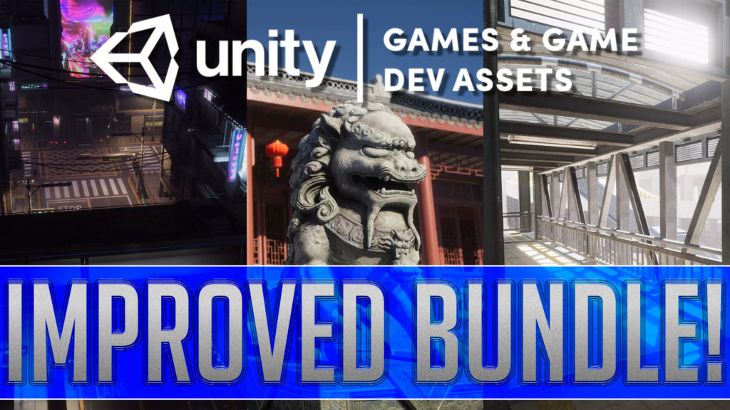 Unity Humble Bundle even better with 6 new SNAPS assets