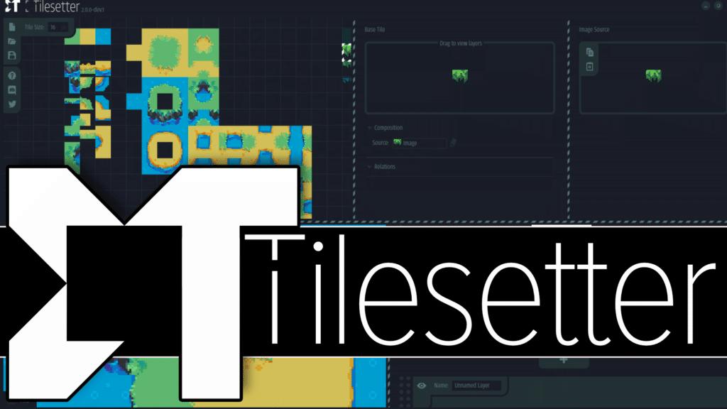 Tilesetter Tilemap and Tileset generation software review