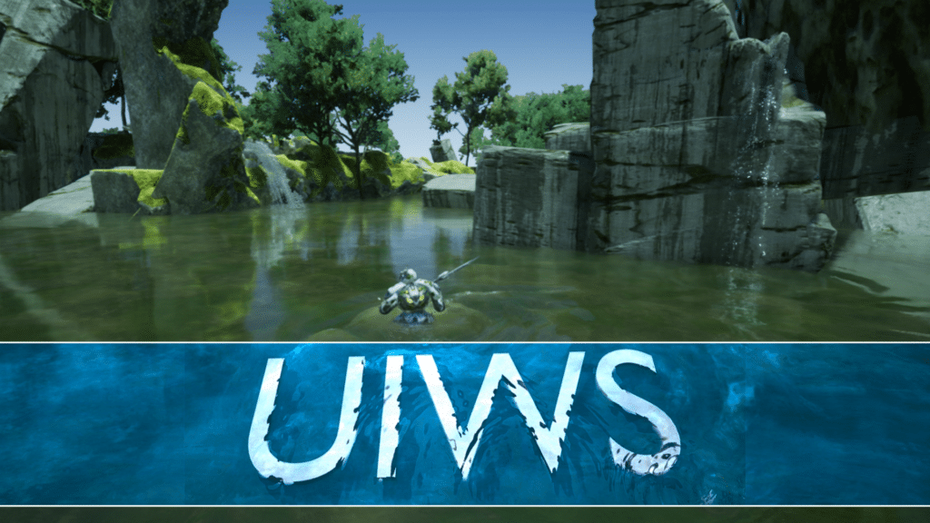 UIWS Water Simulation Plugin For Unreal Engine