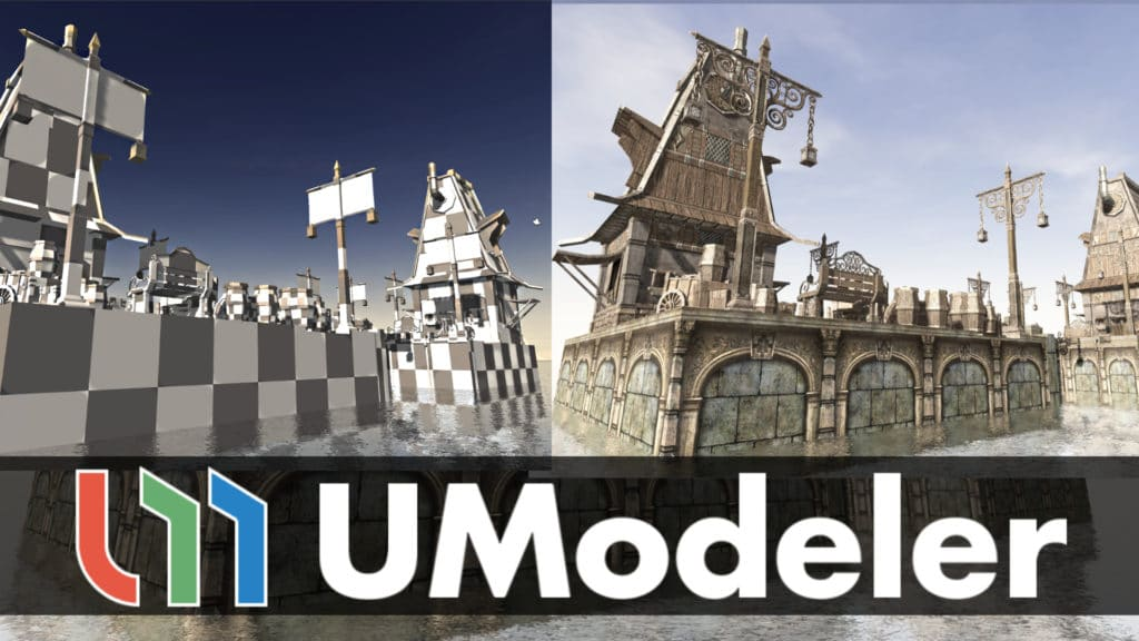 UModeler Unity Addon Review