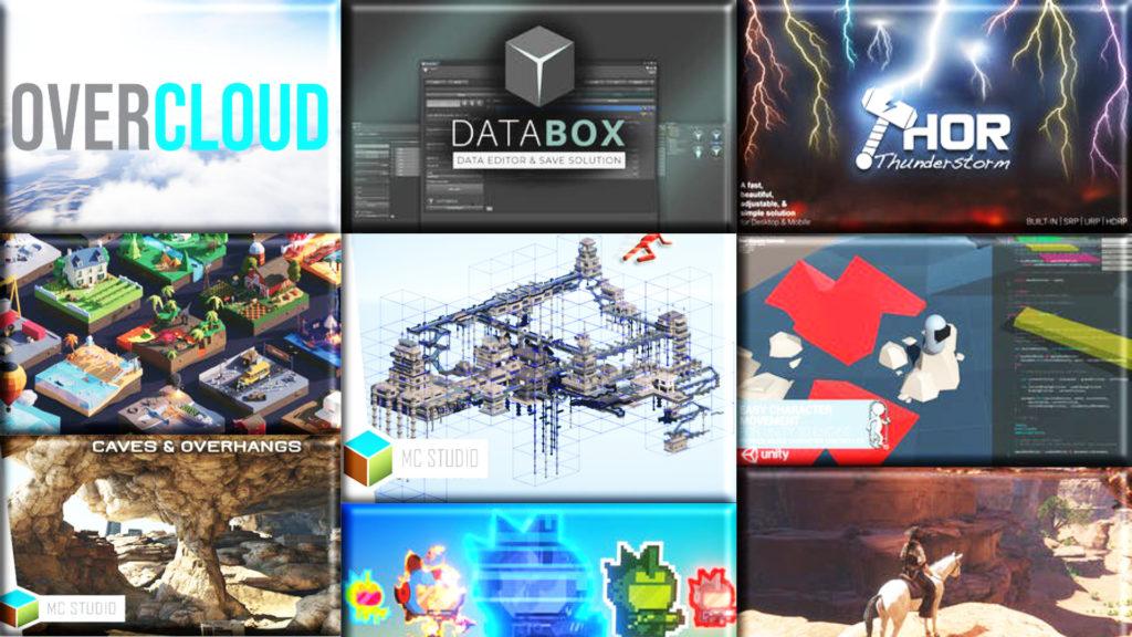 Unity GameDev Bundle Asset Review