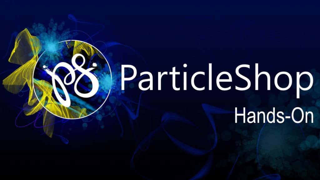 Corel Particle Shop Hands-On Review