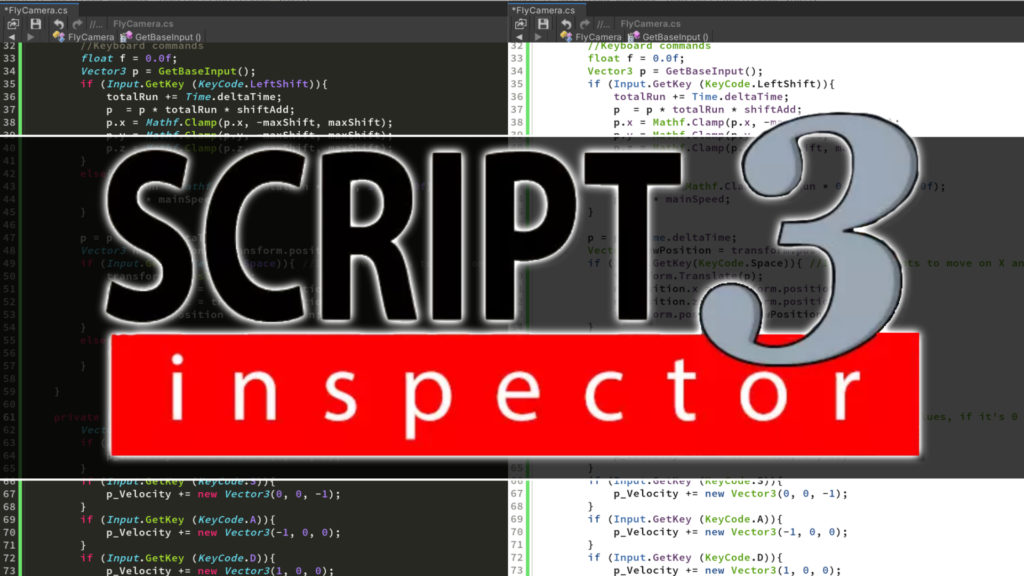 Script Inspector 3 Code Editor Hands-On Review