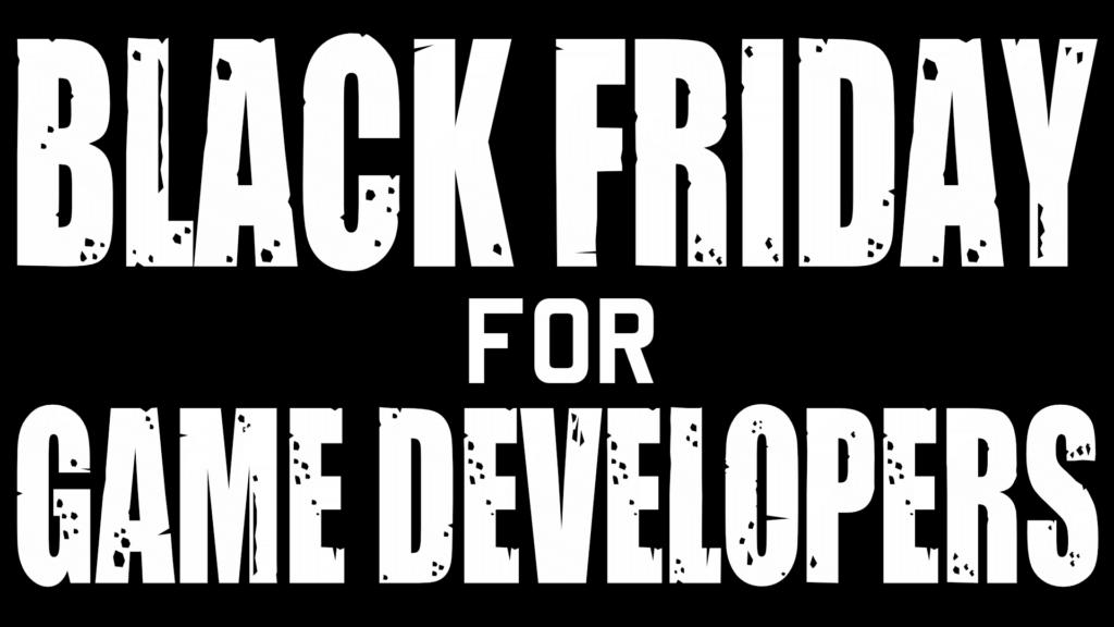 Black Friday For Game Developers 2020