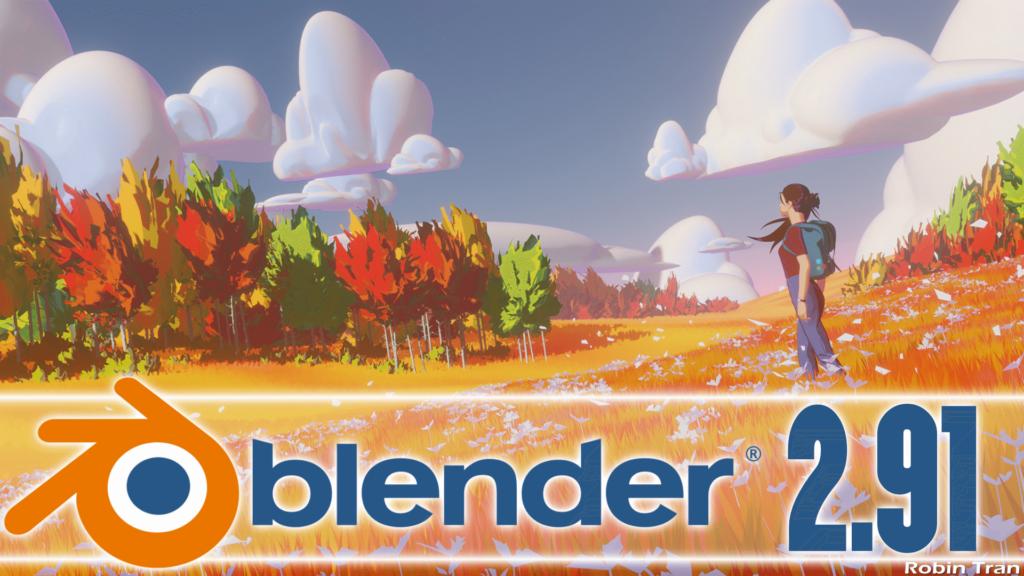 Blender 2.91 Released