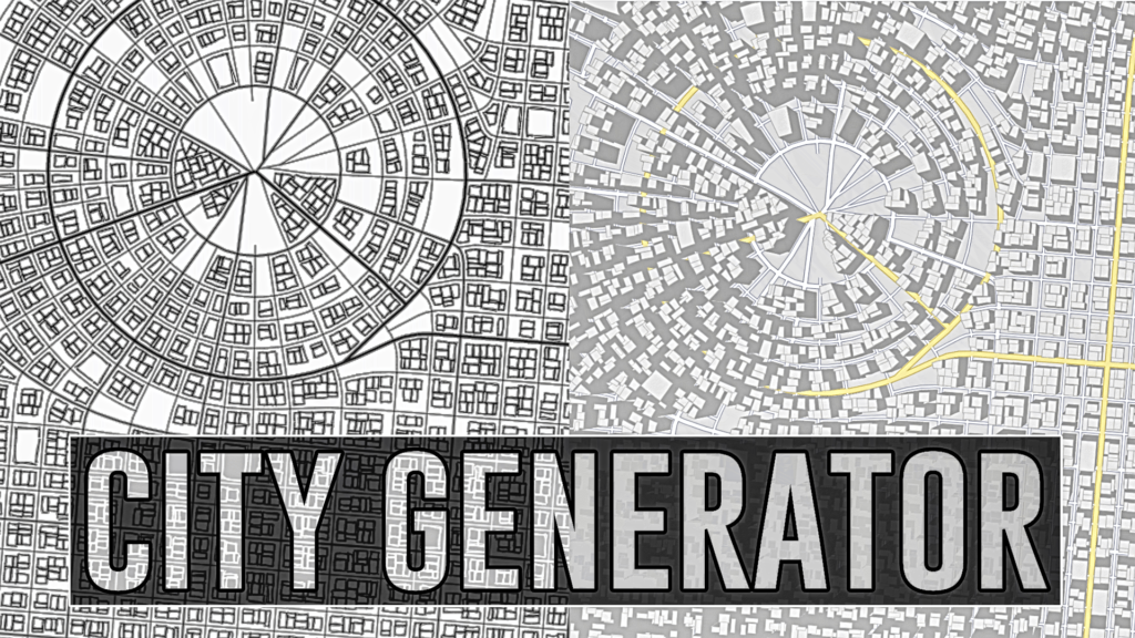 City Generator Hands-On Review