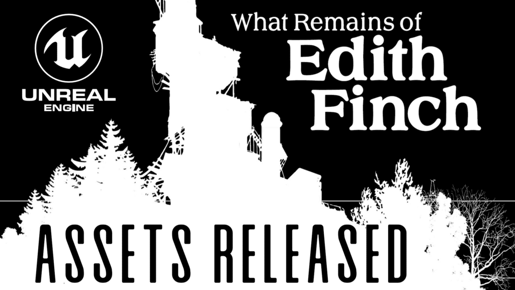 What Remains of Edith Finch Asset Giveaway