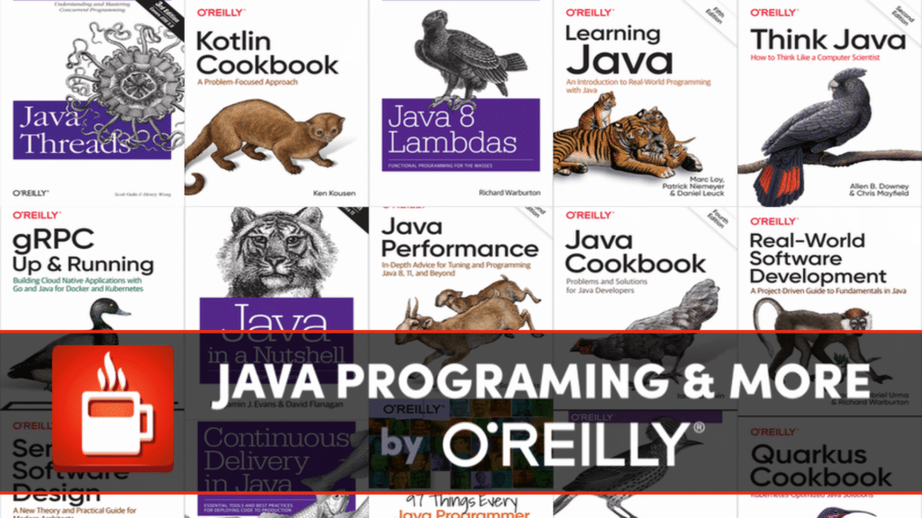Java Programming Book Humble Bundle on Now