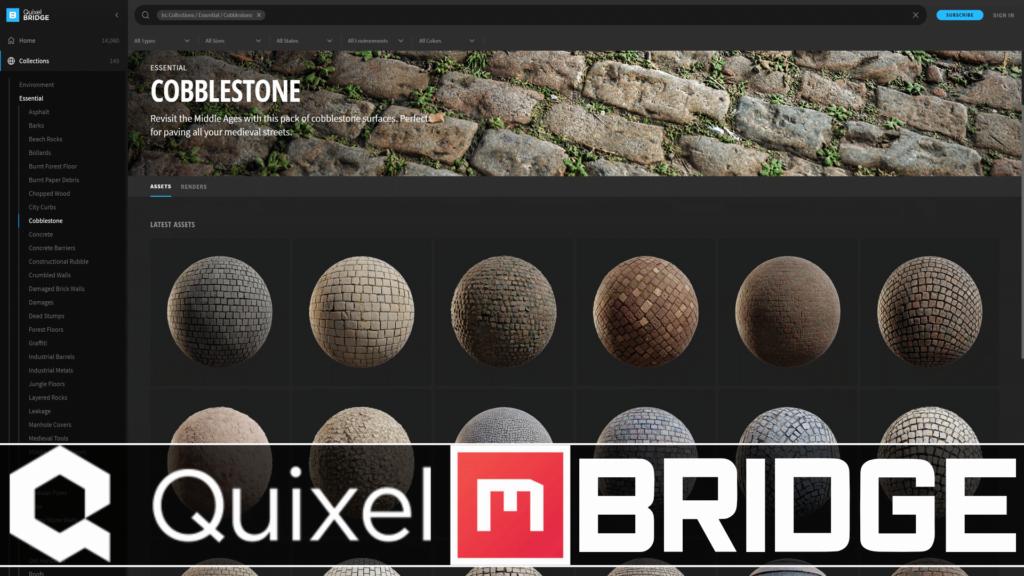 Quixel Bridge 2020.4 Released