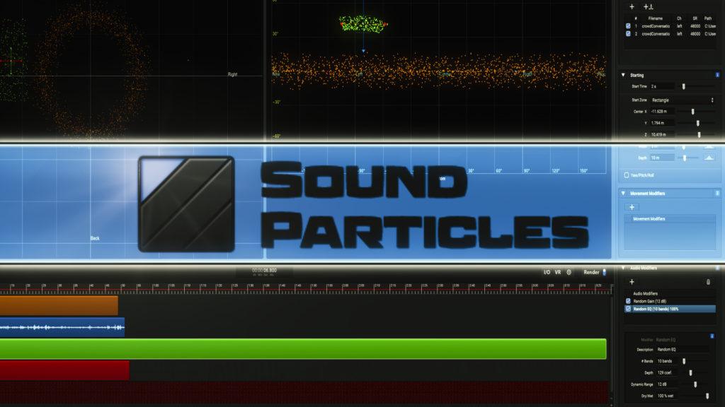 Sound Particles 3D Audio Application Review
