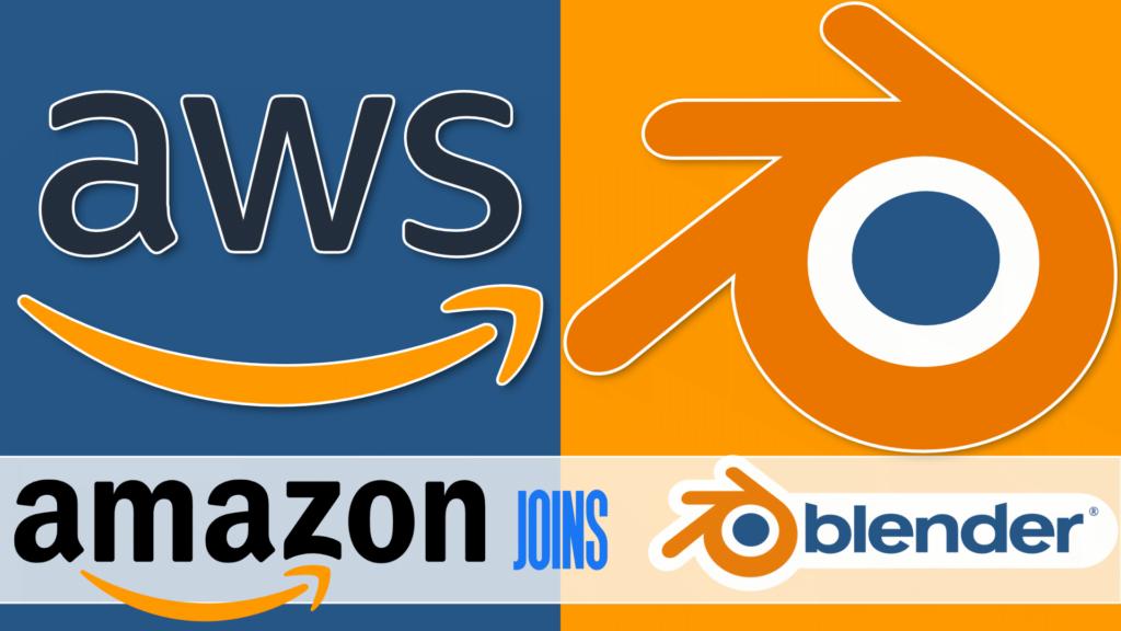 Amazon AWS Joins Blender Development Fund
