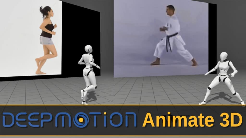 Deepmotion Animate 3D Review -- Machine LEarning video to 3d animation software