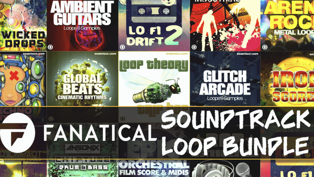 Soundtracks Loops Bundle on Fanatical