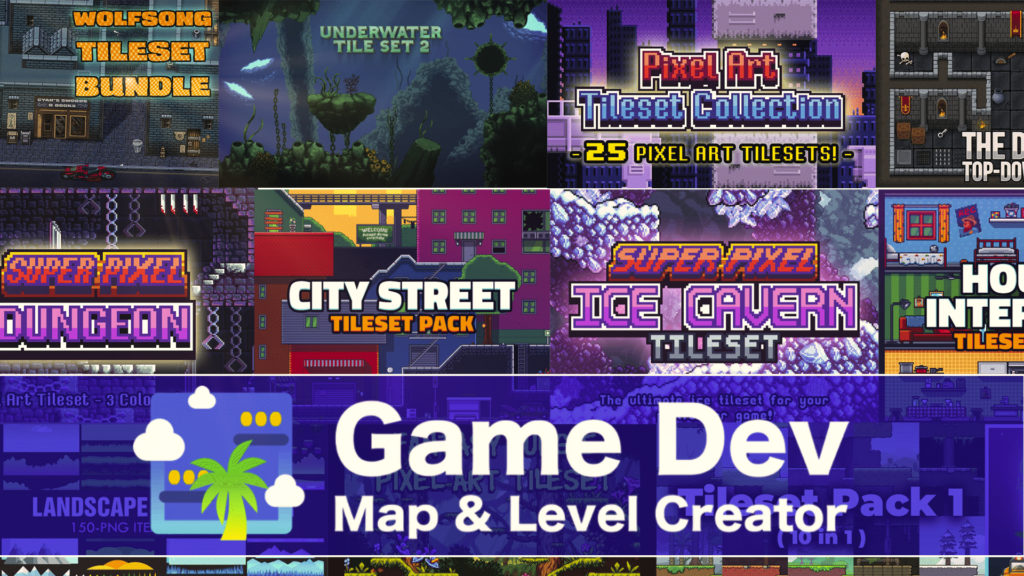 Humble Game Dev Map & Level Creator Bundle