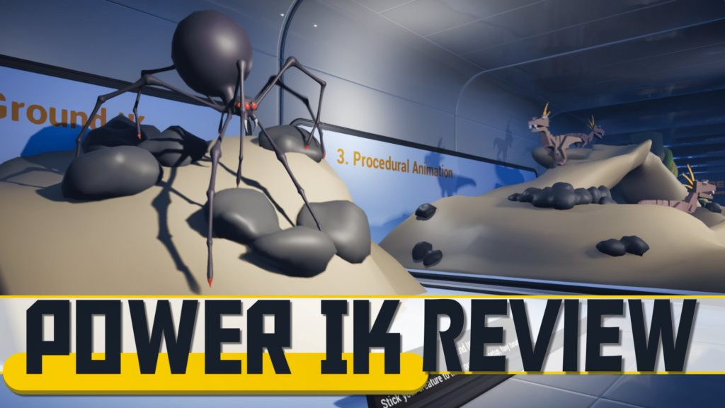 Hands-On Review of Power IK Full Body IK Solver for Unreal Engine UE4