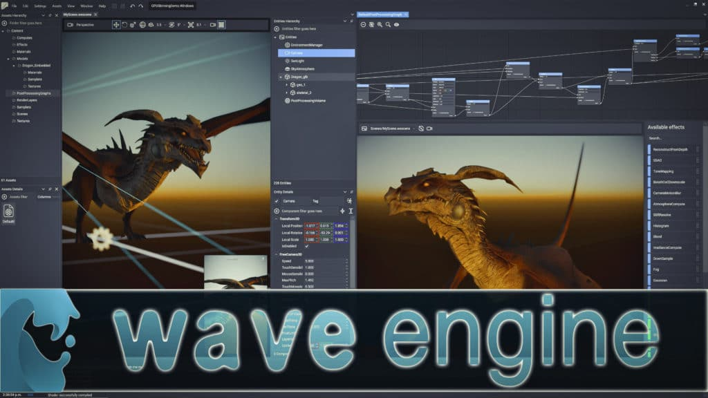 WaveEngine 3.1 Review