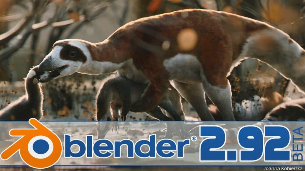 Blender 2.92 Beta Released