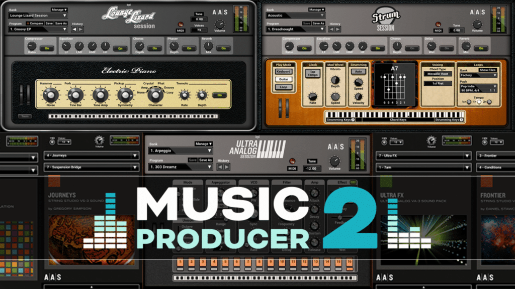 Humble Music Producer 2 Bundle 2021