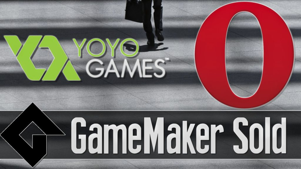 GameMaker Creator YoyoGames Sold to Opera
