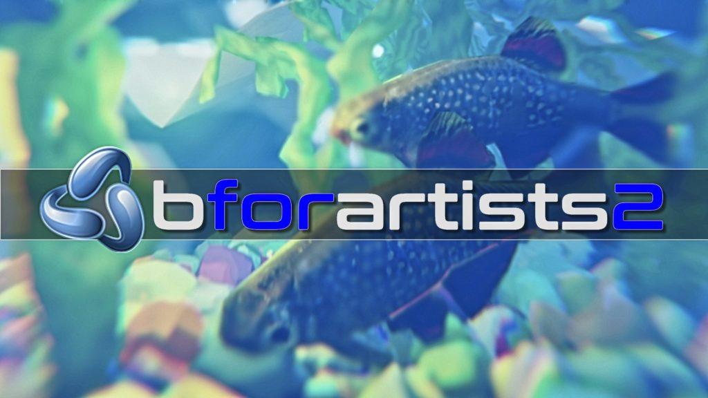 BForArtists 2.70 released