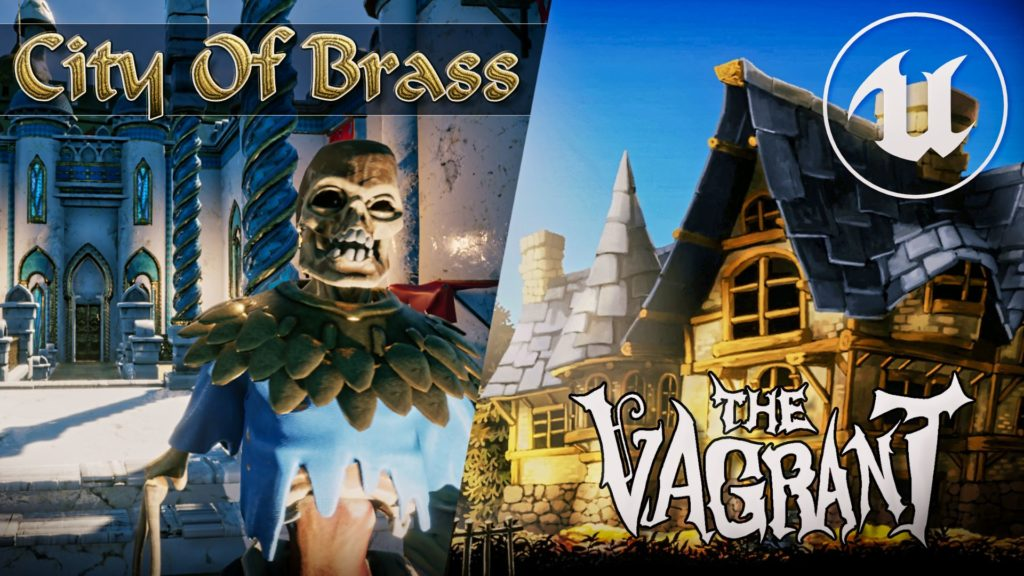 Epic Games Release City of Brass and The Vagrant Assets on The Unreal Engine Marketplace