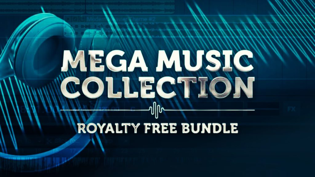Mega Music Collection Bundle on Fanatical