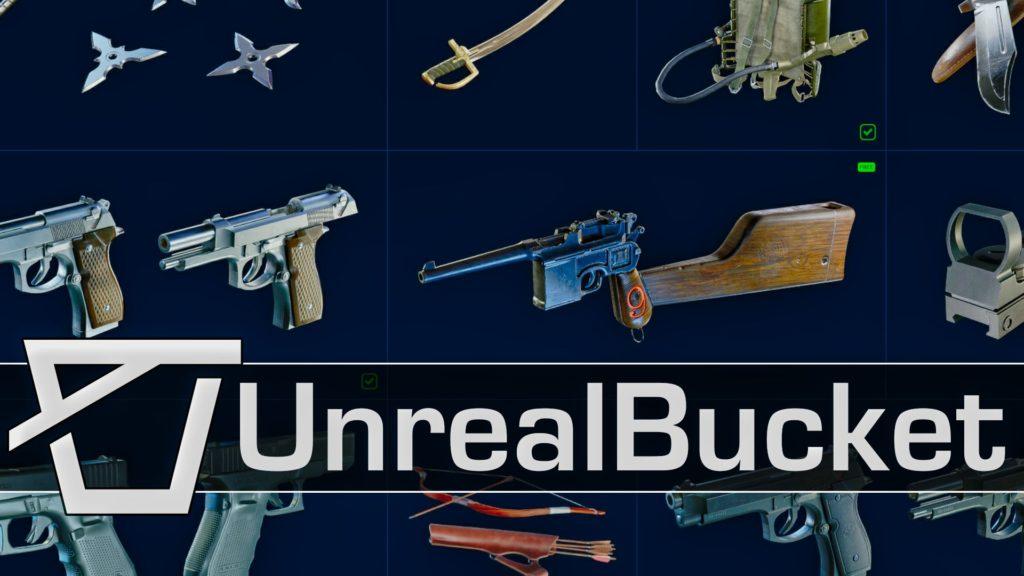 Unreal Bucket Unreal Engine Marketplace Beta