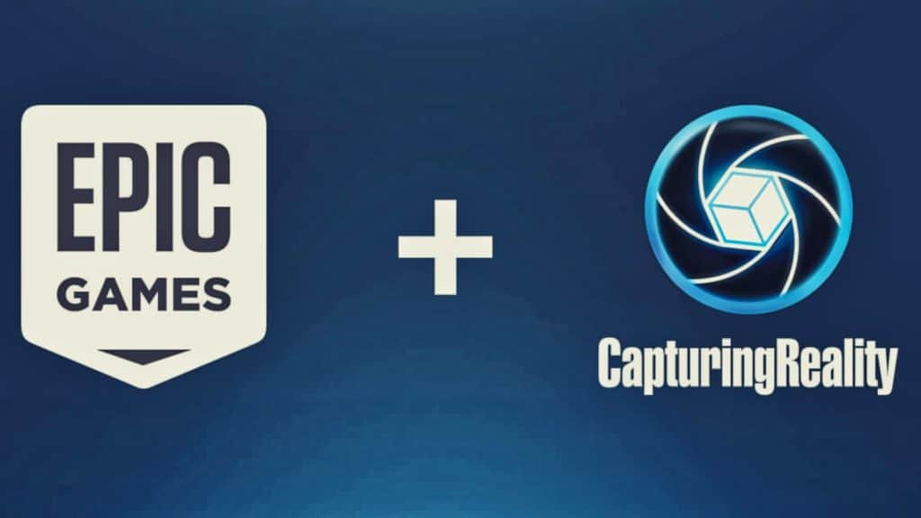Epic Games Buy Capturing Photogrammetry Maker of Reality Capture
