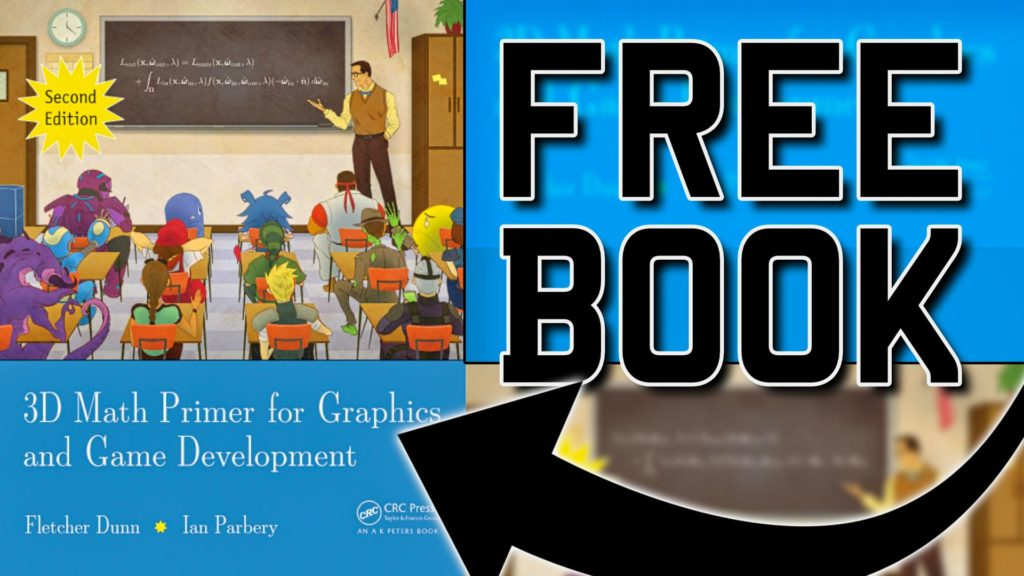 3D Math Primer for Graphics and Game Development Now Available Free Online