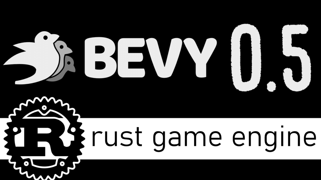 Bevy Rust 0.5 Game Engine