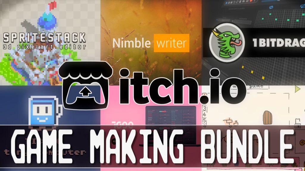 Itch.io Game Making Select Bundle