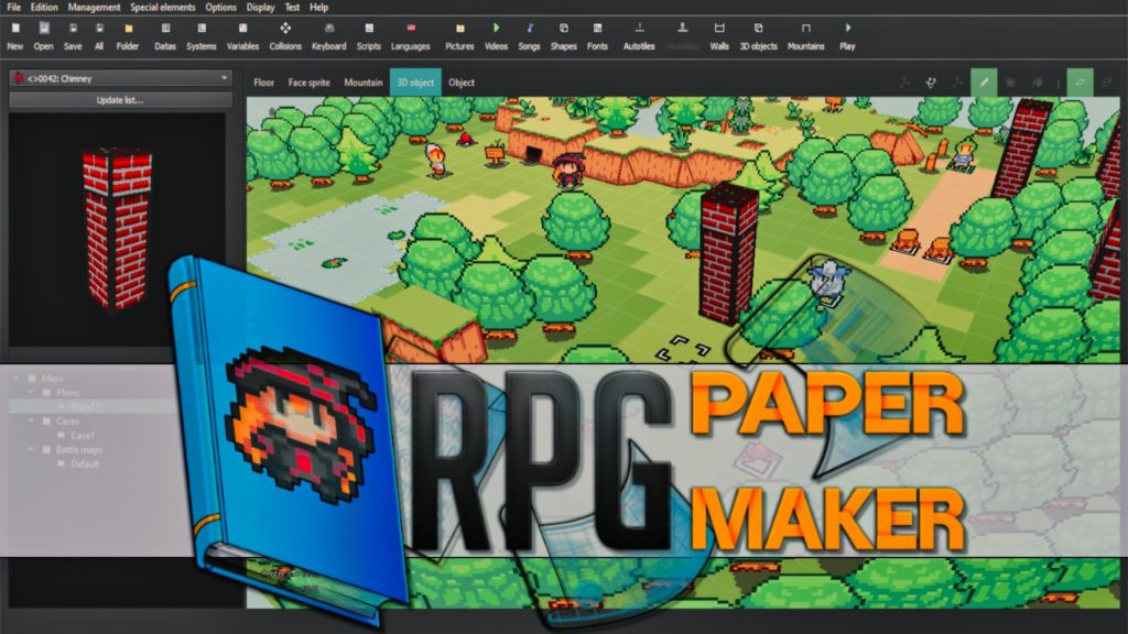 RPG Paper Maker Hands-On Review