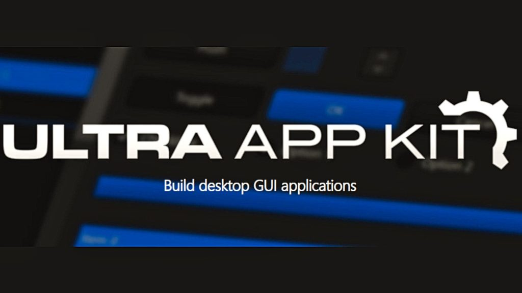 Ultra App Kit Released