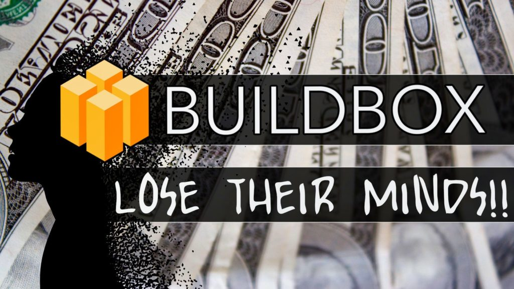 BuildBox Greed Price Change