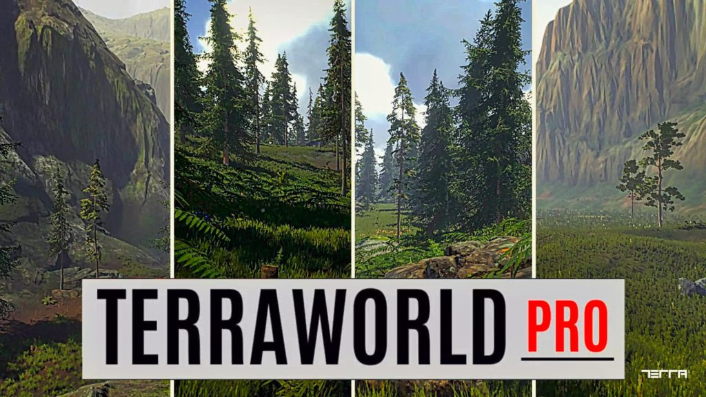 TerraWorld Pro for Unity Terra World
