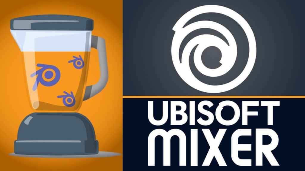Ubisoft Mixer for Blender adds Multiplayer