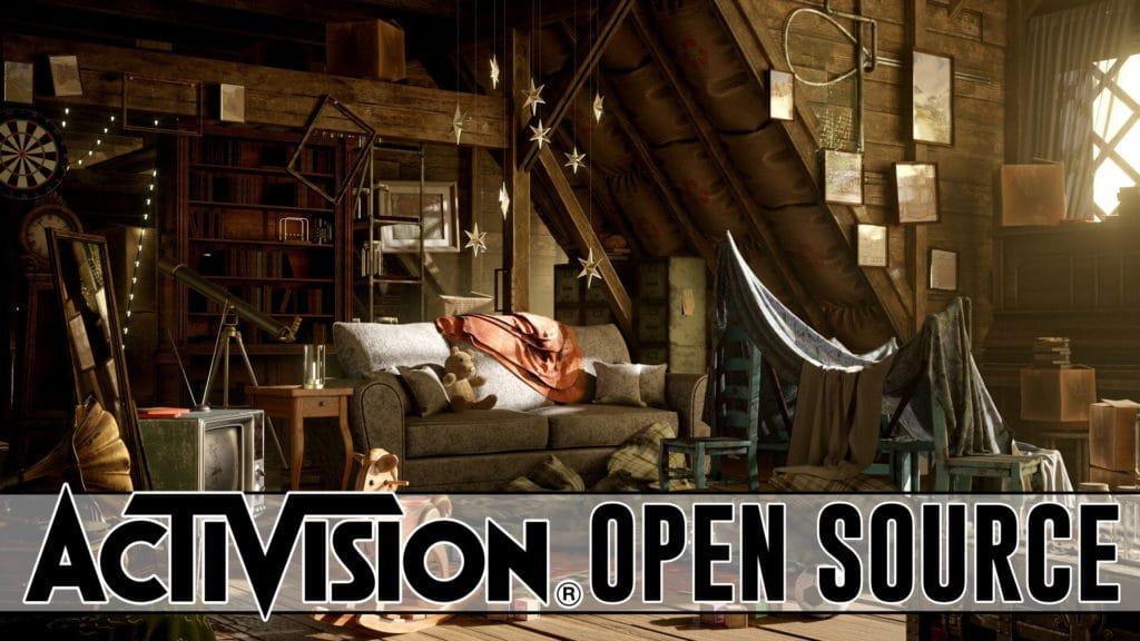 Activision Release Open Source USD Explorer Extension Open Source