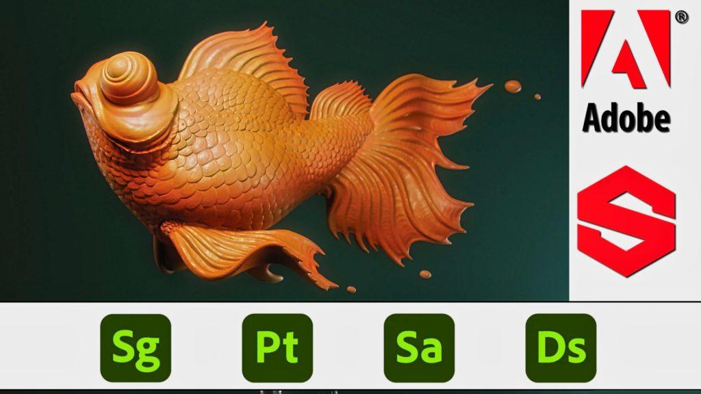Adobe Substance 3D Suite 3D Modeler