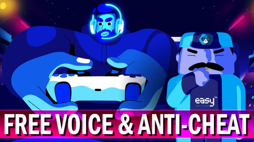 Epic Games add Voice Chat and Anti-Cheat To Their Epic Online Services