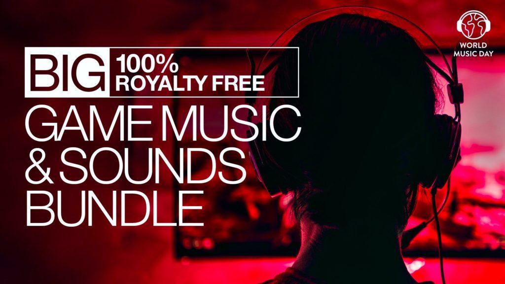 Fanatical GameDev Music Bundle Asset