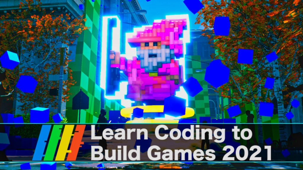 Learn Coding To Build Games 2021 Humble Bundle