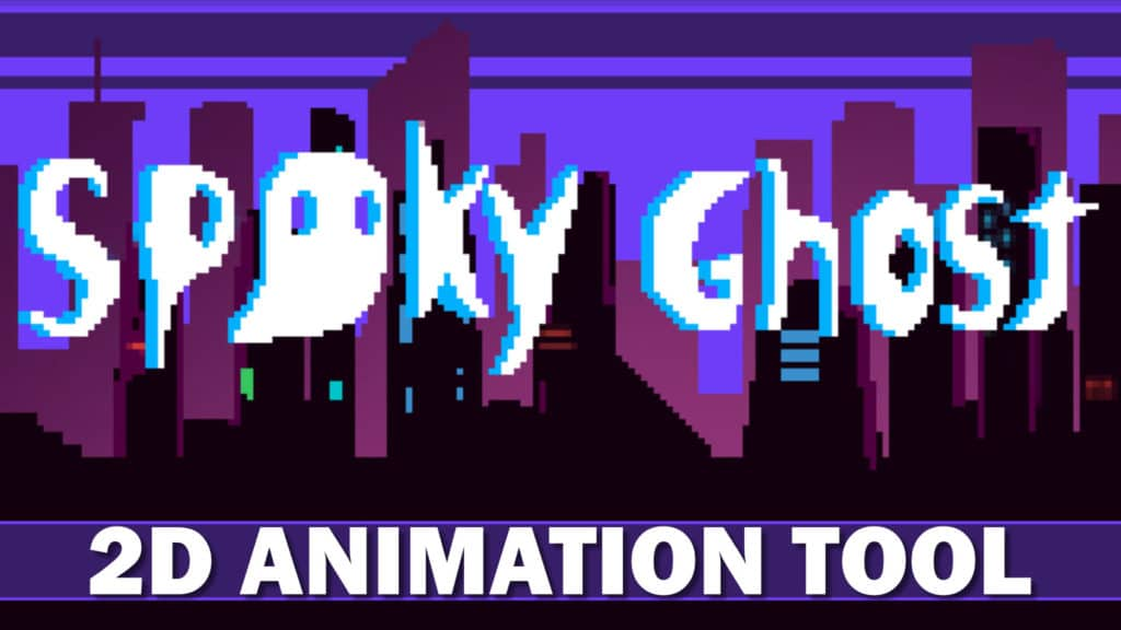 SpookyGhost 2D Animation Tool Free Open Source Spooky Ghost