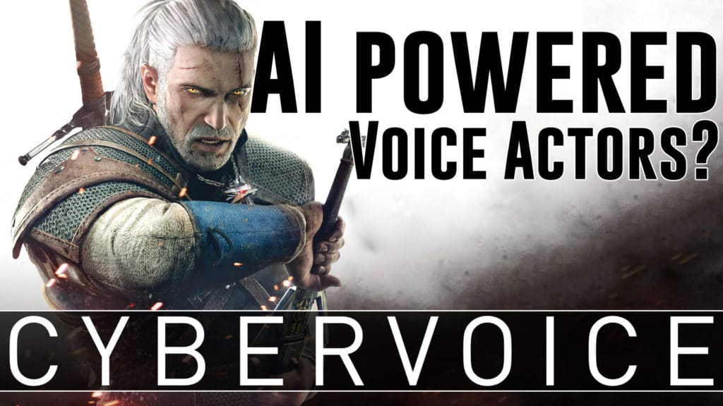 CyberVoice Ai Powered Voice Acting