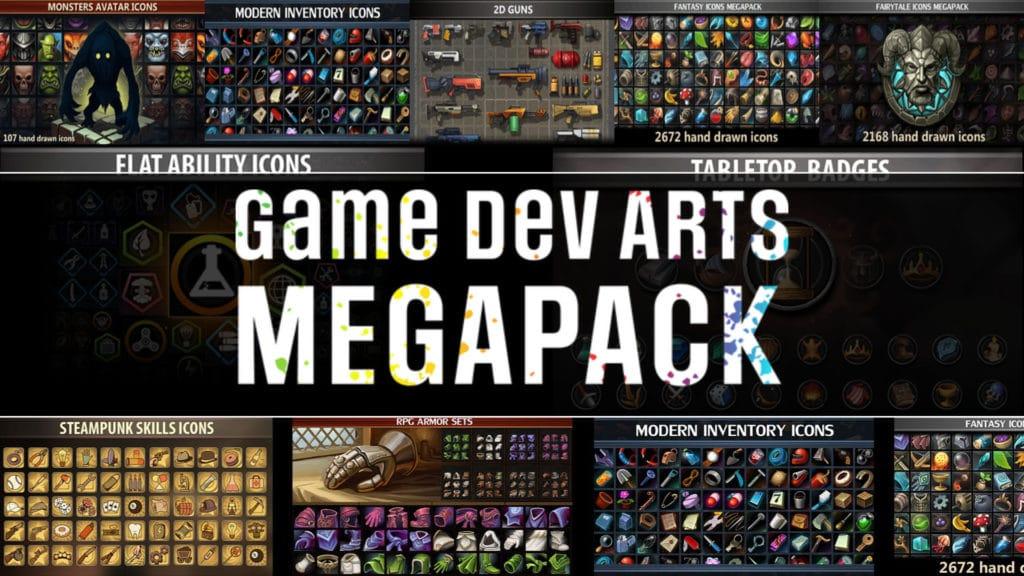 Humble Game Dev Arts Megabundle