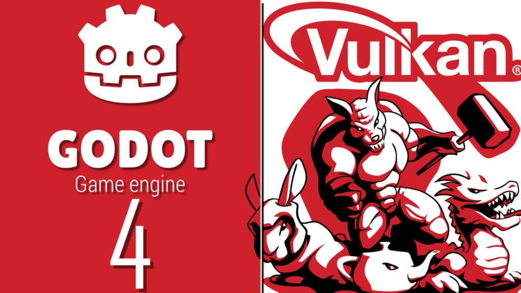 Godot 4 Game Engine will Support on Vulkan Graphics
