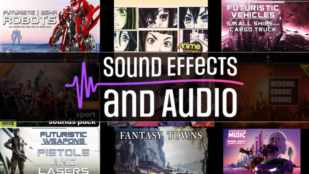 Humble Game Music and Sound Effects Bundle