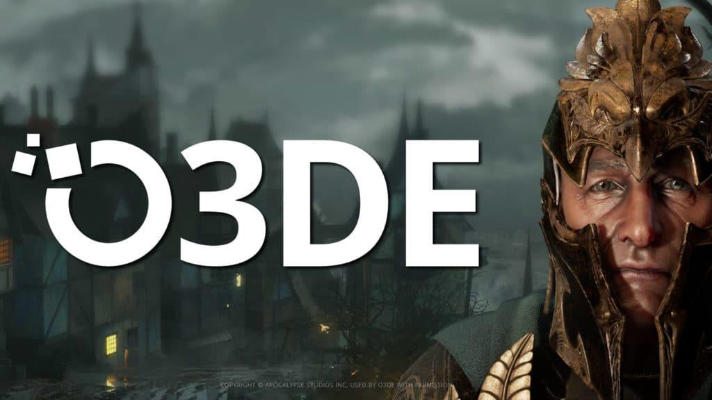 Amazon Lumberyard Open Sourced as O3GE or Open 3D Game Engine