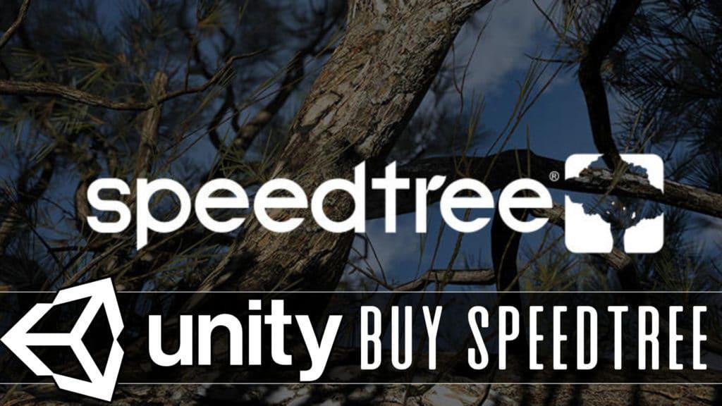Unity buy IDV Speedtree
